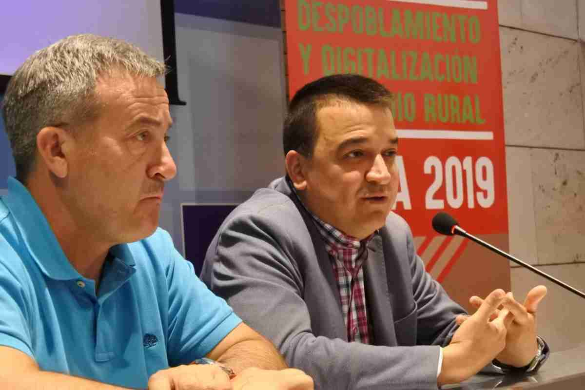 La jornada sobre 'La Despoblación en Castilla-La Mancha', celebrada hoy en Guadalajara 1