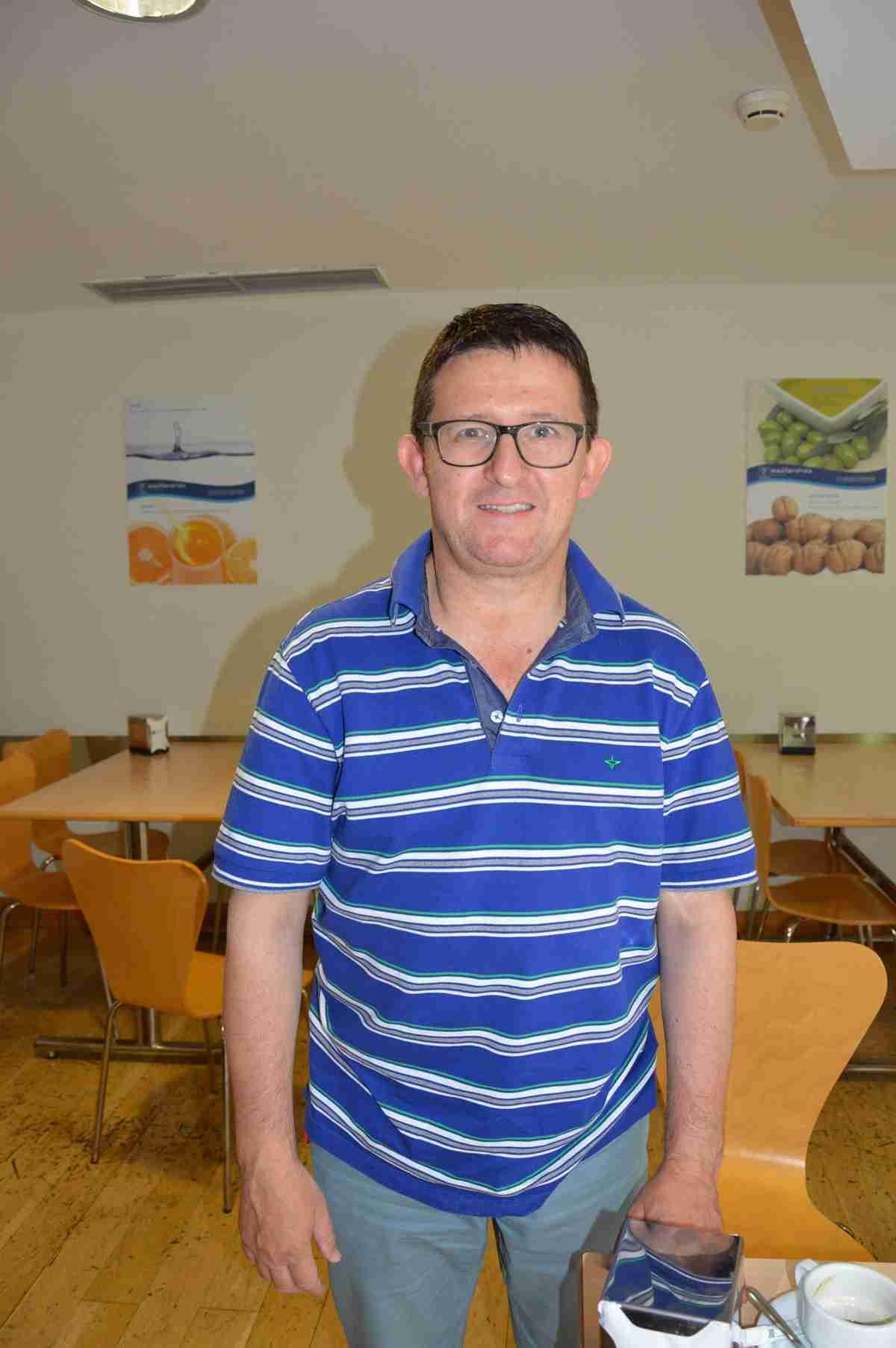 José Luis Poyatos es el nuevo consejero de gerencia del Patronato Municipal de Personas con Discapacidad en Ciudad Real 1