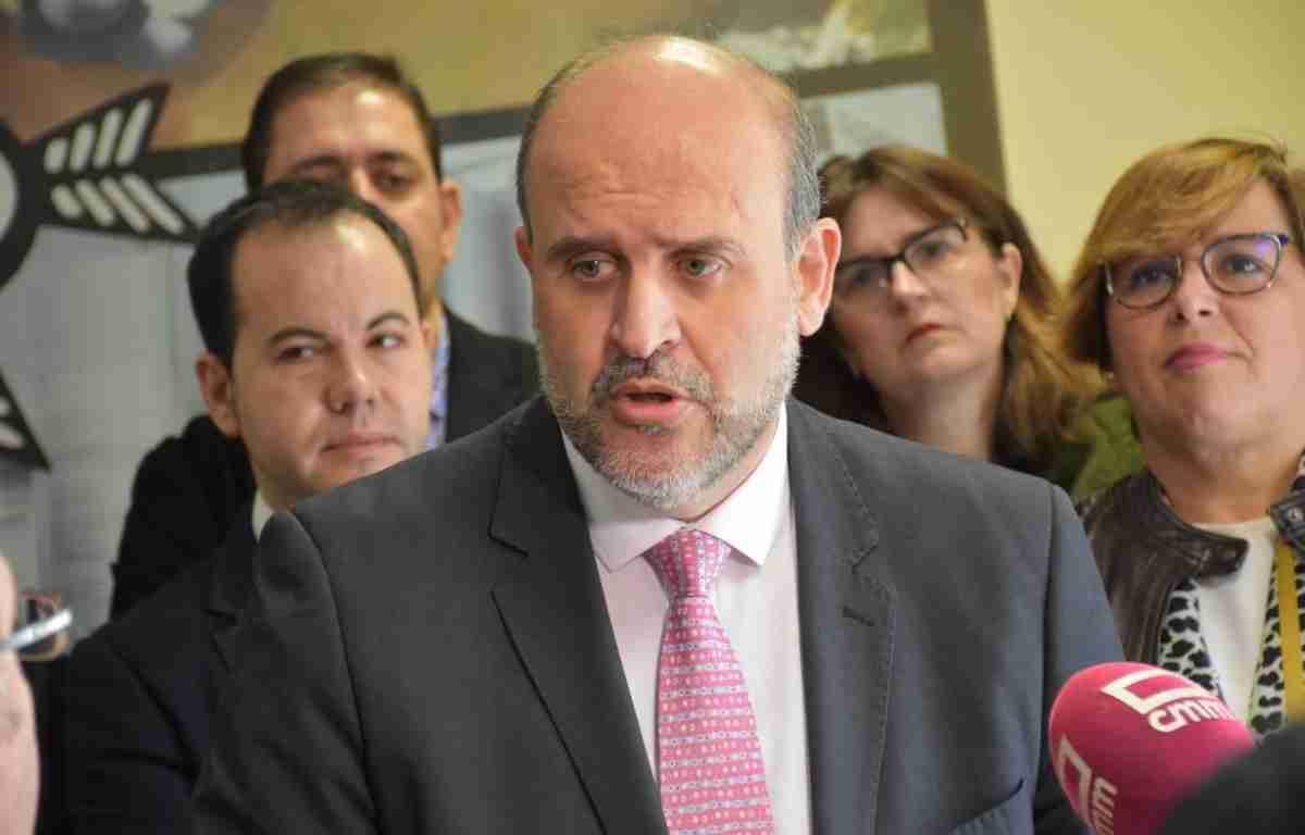 El Gobierno regional rechaza un posible nuevo trasvase de 20 hm3 del Tajo al Segura 1