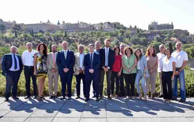 El Gobierno regional propicia el uso del Palacio de los Condes de Medina en Guadalajara para fines residenciales o empresariales 1