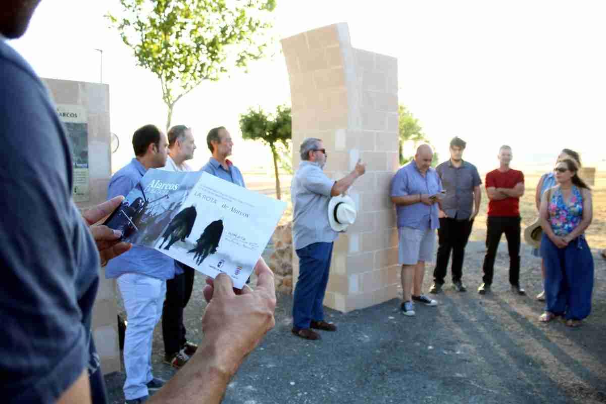 Poblete inauguró la ruta virtual de la Batalla de Alarcos, recreación de realidad aumentada de un hecho histórico 1