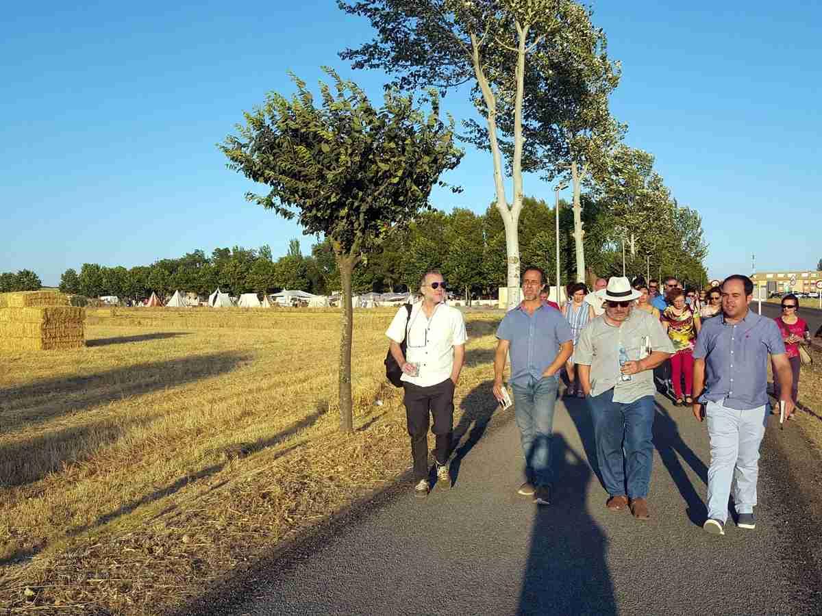 Poblete inauguró la ruta virtual de la Batalla de Alarcos, recreación de realidad aumentada de un hecho histórico 5