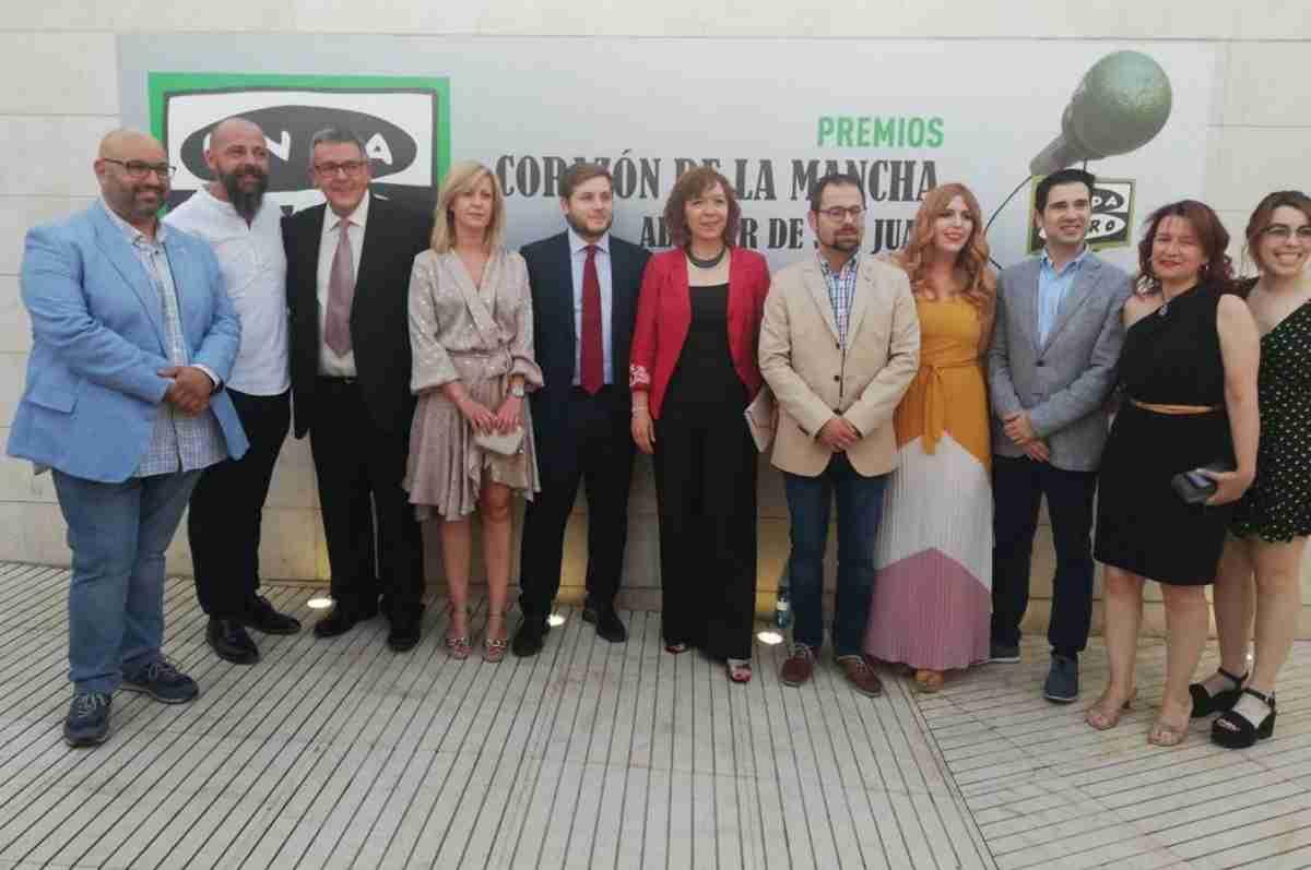 Otorgan premio 'Corazón de La Mancha' al servicio de Radiología del Hospital General 'Mancha Centro' 1