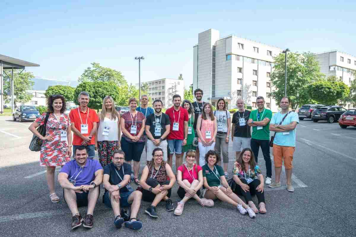 Dos profesores de Toledo y Cuenca viajaron a la sede del CERN en Ginebra con una beca de Aquona y Fundación Aquae 1