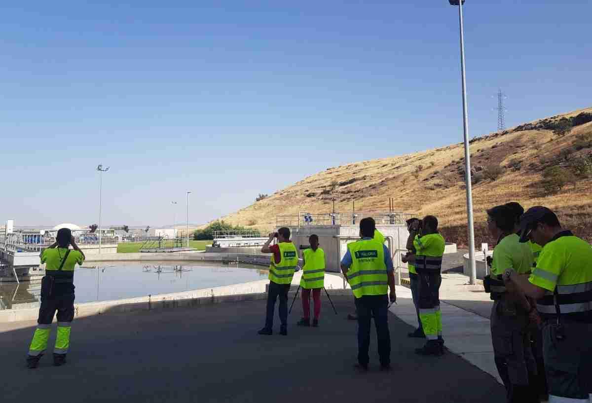 Aquona pone en marcha el programa Biobserva en Ciudad Real 1