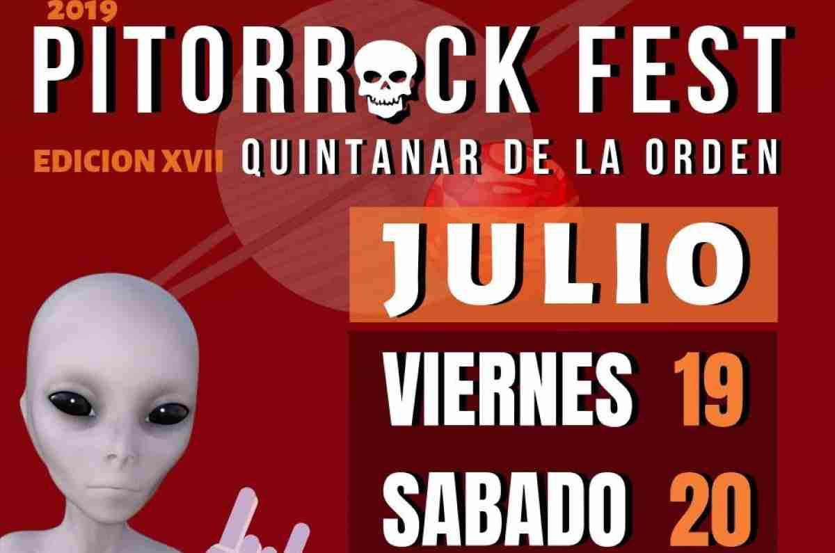 Con gran éxito se celebró el pasado fin de semana el Festival Pitorrock 2019 en Quintanar 1