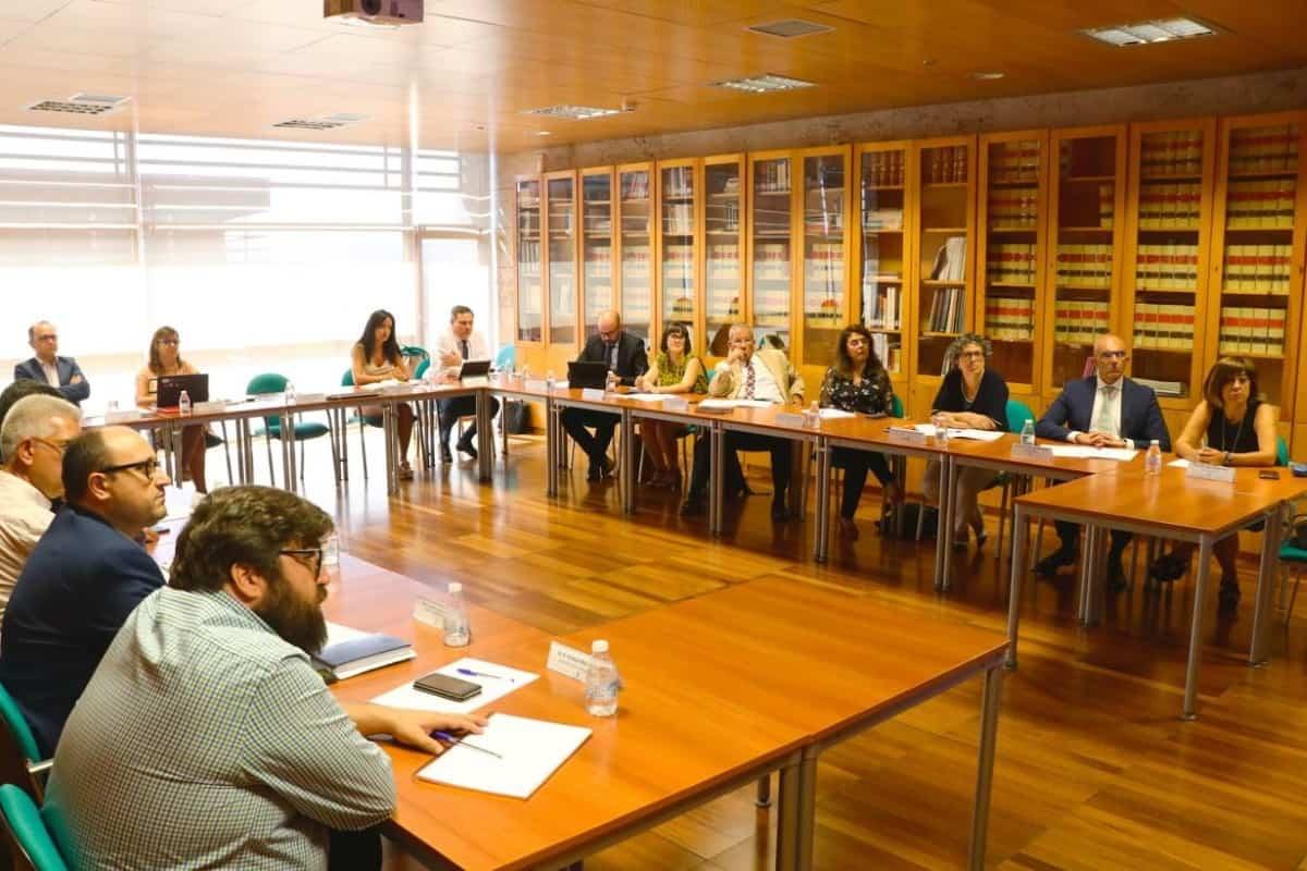 Se iniciaron reuniones para creación de un plan de formación destinado a los equipos directivos y mandos intermedios de la Sanidad de CLM 1