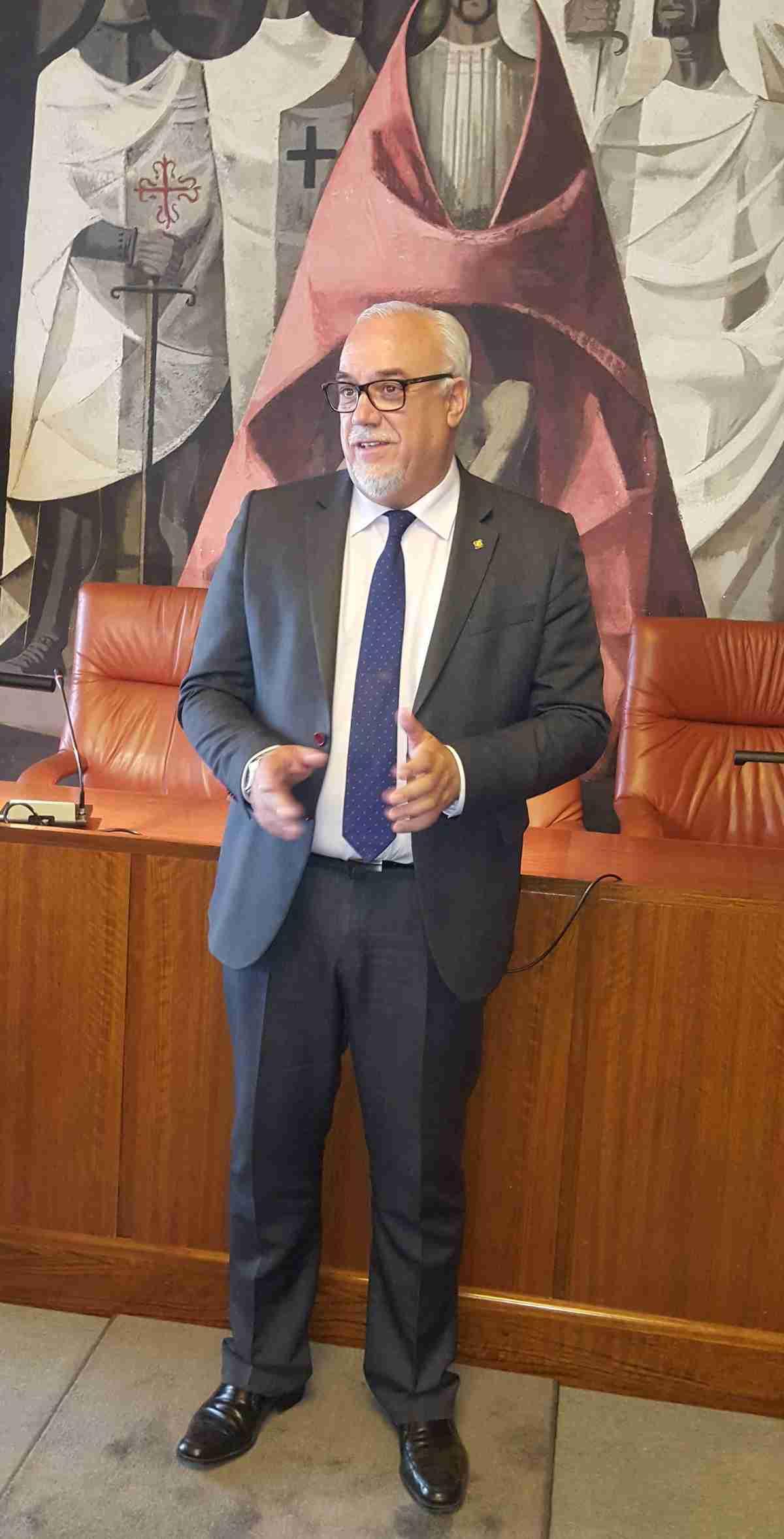 Julián Nieva fue elegido presidente del SCIS de forma unánime 1