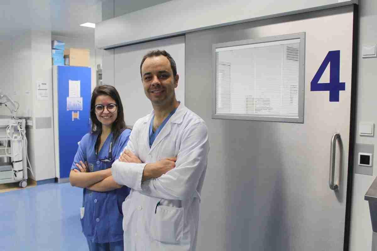 El Hospital de Toledo presentó en Ámsterdam los resultados de una técnica quirúrgica novedosa para extraer cálculos biliares 1