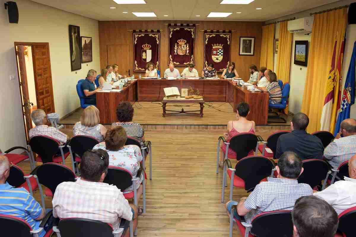 Alcalde de Argamasilla del Alba informó sobre la sesión plenaria de la nueva Corporación Municipal 1
