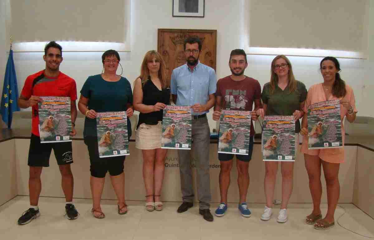 Celebrarán el Trofeo de Feria de Natación del Club de Natación de Quintanar de la Orden 1