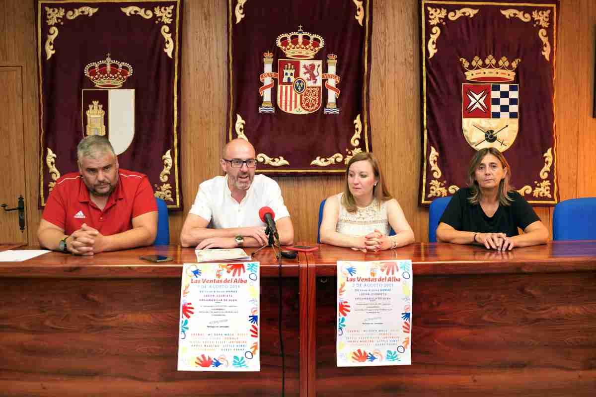 La feria de estocaje de verano Las Ventas del Alba tendrá lugar el 3 de agosto en Argamasilla del Alba 1