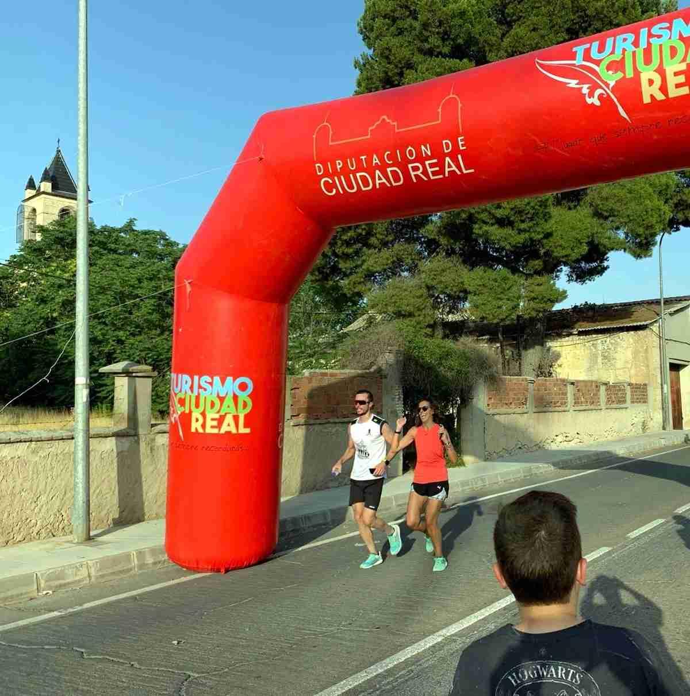 El gran reto solidario deportivo a favor de la ELA entre Villarta de San Juan y Villarta de Cuenca fue un éxito 1