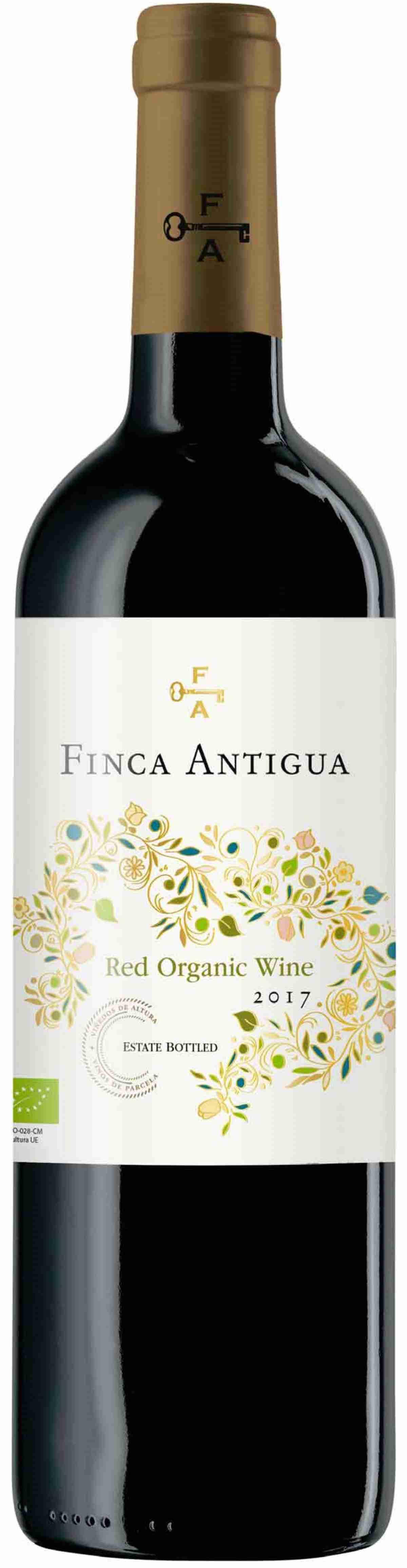 Familia Martinez Bujanda lanza Finca Antigua Orgánico 2017, su primer vino orgánico certificado 1