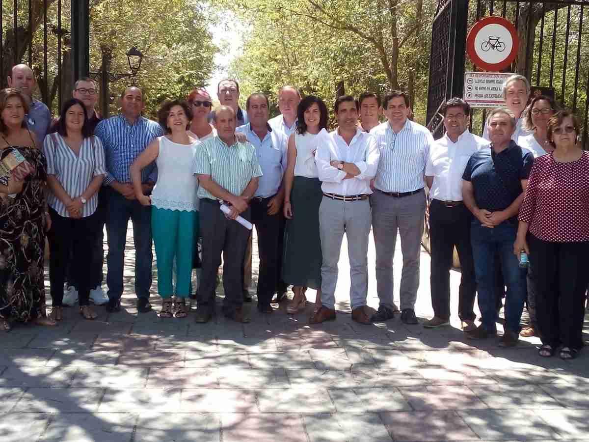 Ciudadanos pasó a formar parte de la Mancomunidad de Municipios del Campo de Calatrava 1