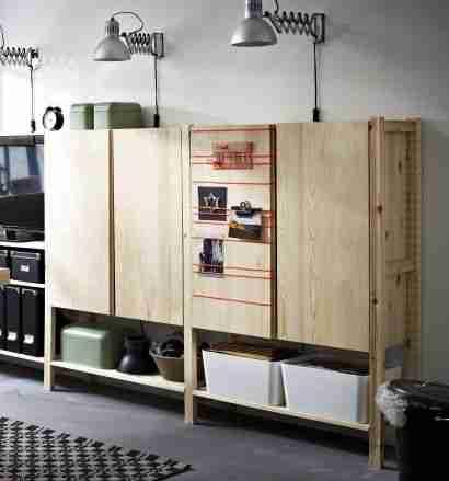 estanteria IVAR de Ikea II