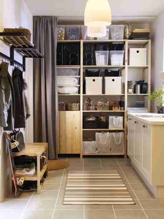 estantería IVAR de Ikea III