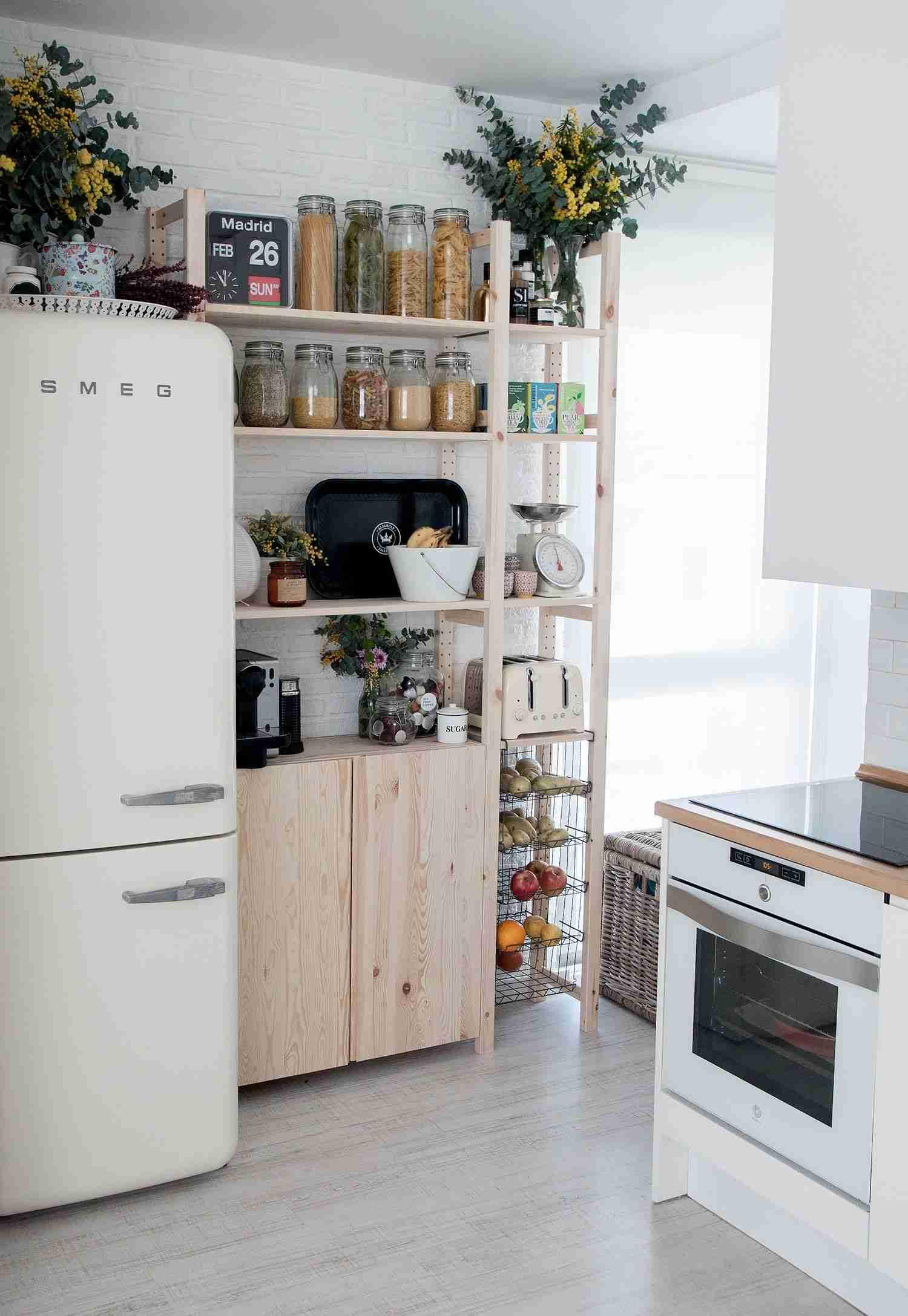 estanteria IVAR de Ikea VII