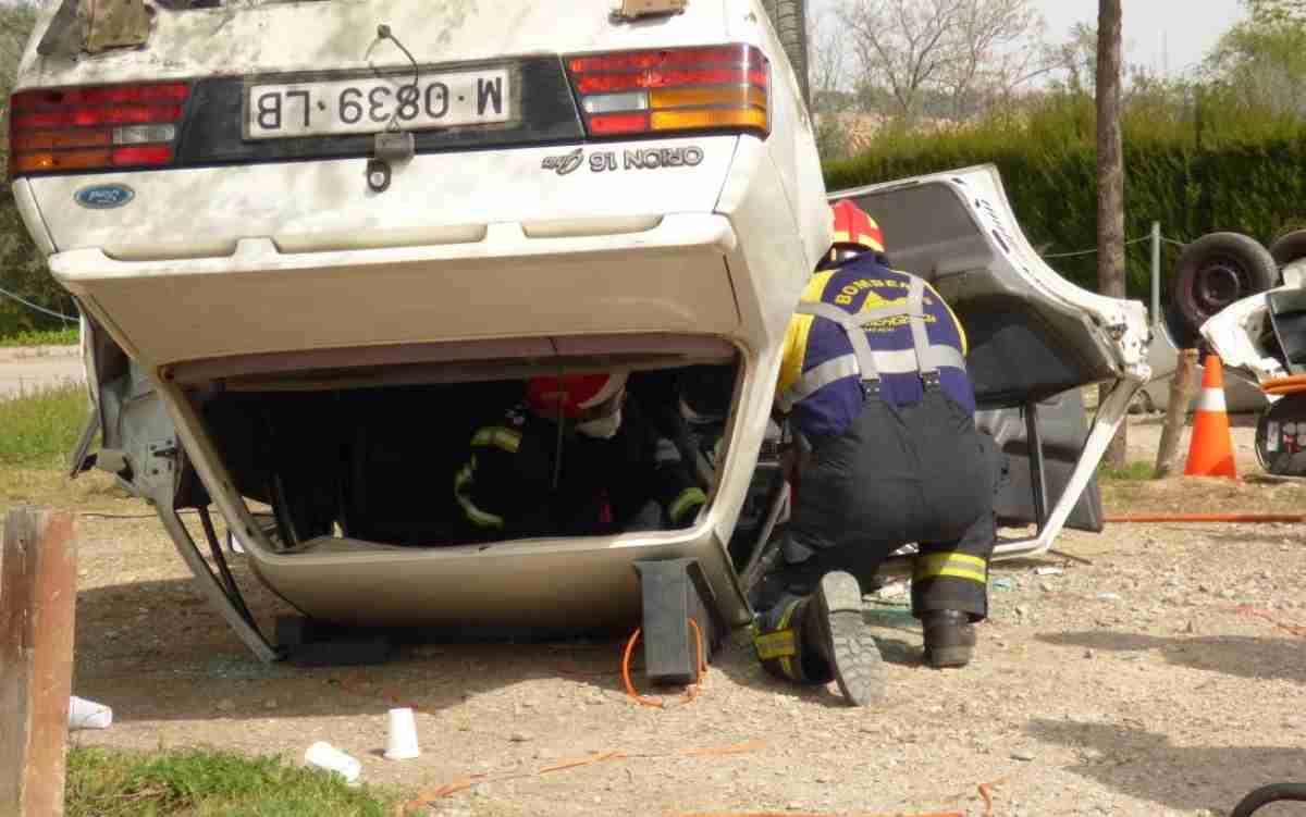 81 accidentes de tráfico graves durante el primer semestre de 2019 ha atendido el Servicio de Emergencias de Castilla-La Mancha 1