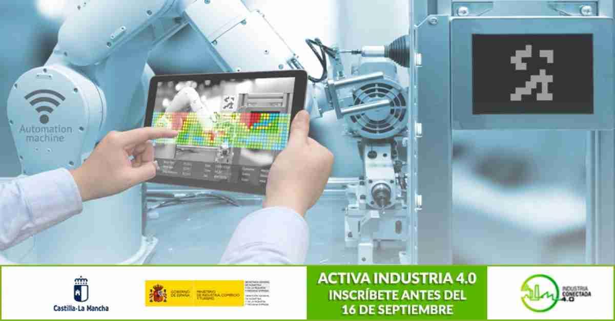 Empresas de la región se beneficiarán con el proyecto 'Industria Conectada 4.0' entre el Gobierno regional y la Fundación EOI 'Industria Conectada 4.0' 1