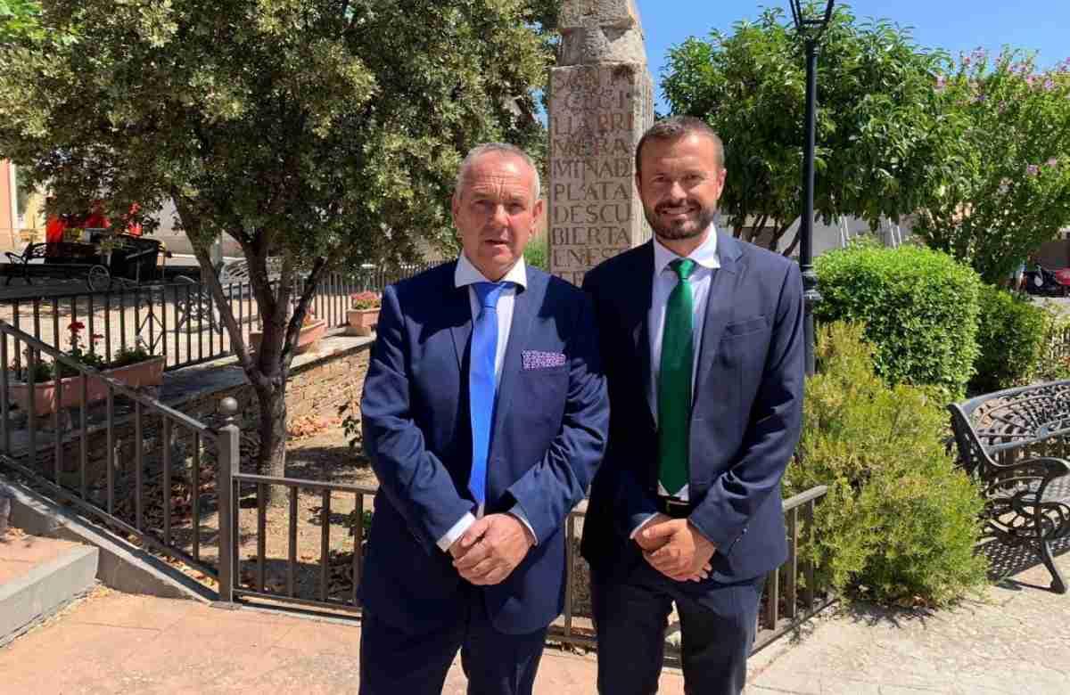 El Gobierno regional está comprometido con ampliar la conexión de fibra óptica en los municipios de la Sierra Norte de Guadalajara 1