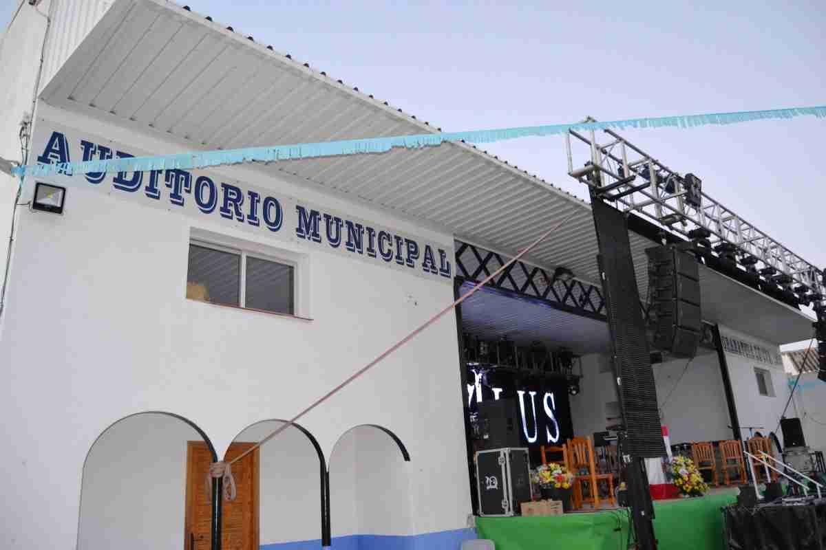 Ayuntamiento de Granátula ha organizado actividades y diversión para los vecinos durante todo agosto 1