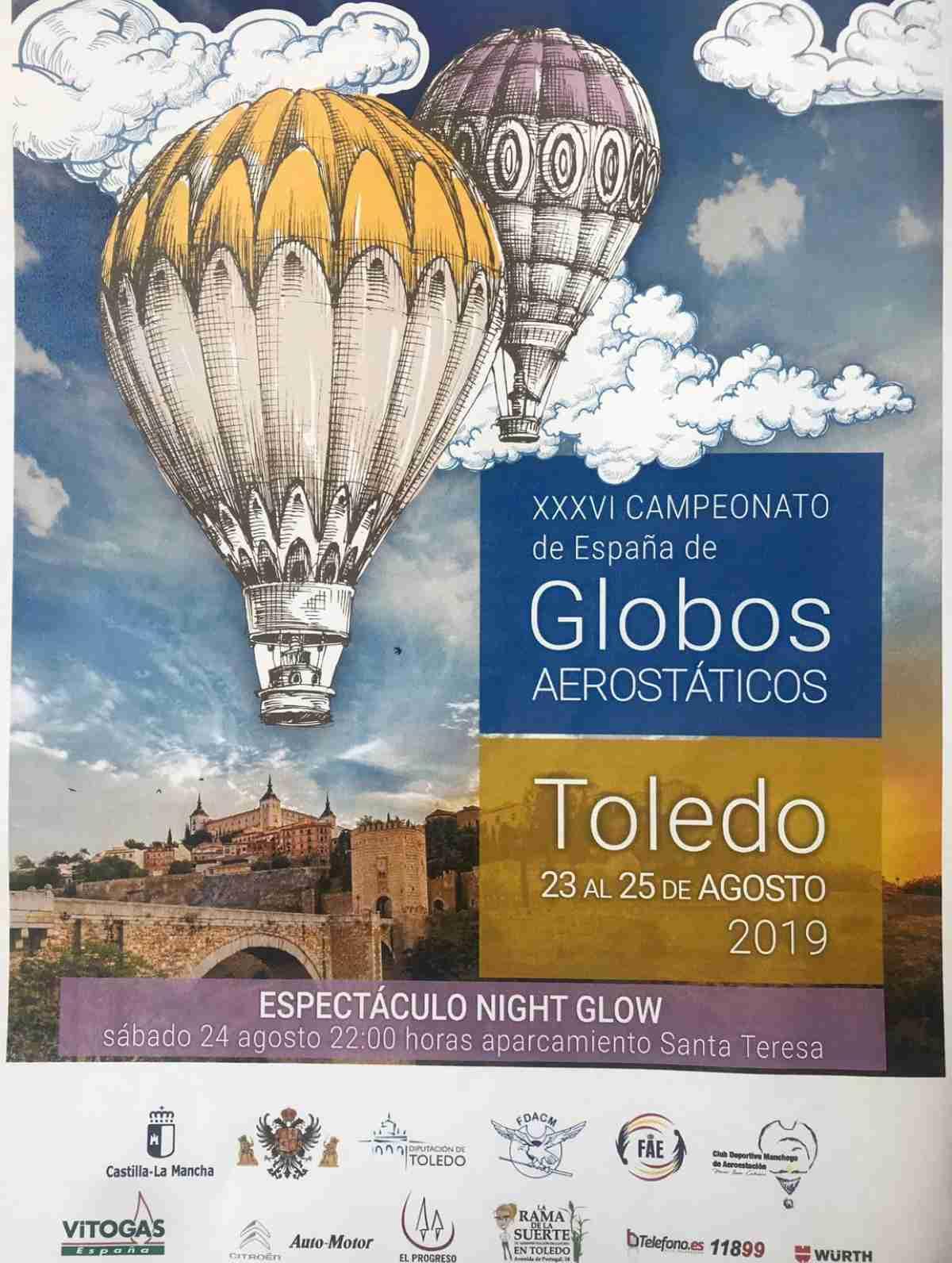 Viña Xétar Por Ellas patrocina el  36º Campeonato de España de Globos Aerostáticos que se celebrará este fin de semana en Toledo donde darán a conocer su espumoso solidario 1