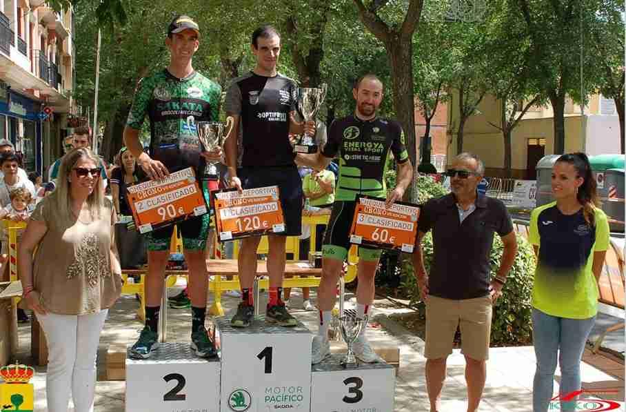 Contrarreloj Individual del Club Sport Tomelloso con homenaje al ciclismo adaptado 2