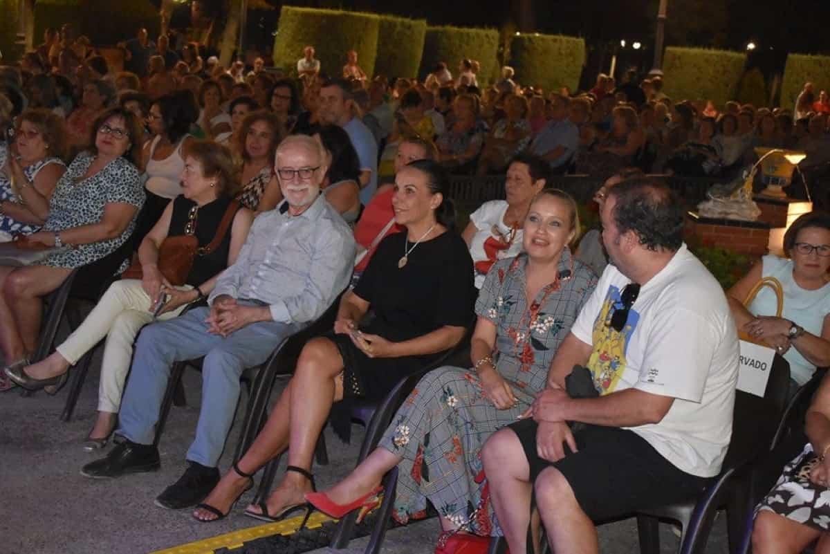 Ciudadanos Ciudad Real participó en concierto que se celebró en la Fuente Talaverana del Parque Gasset 2