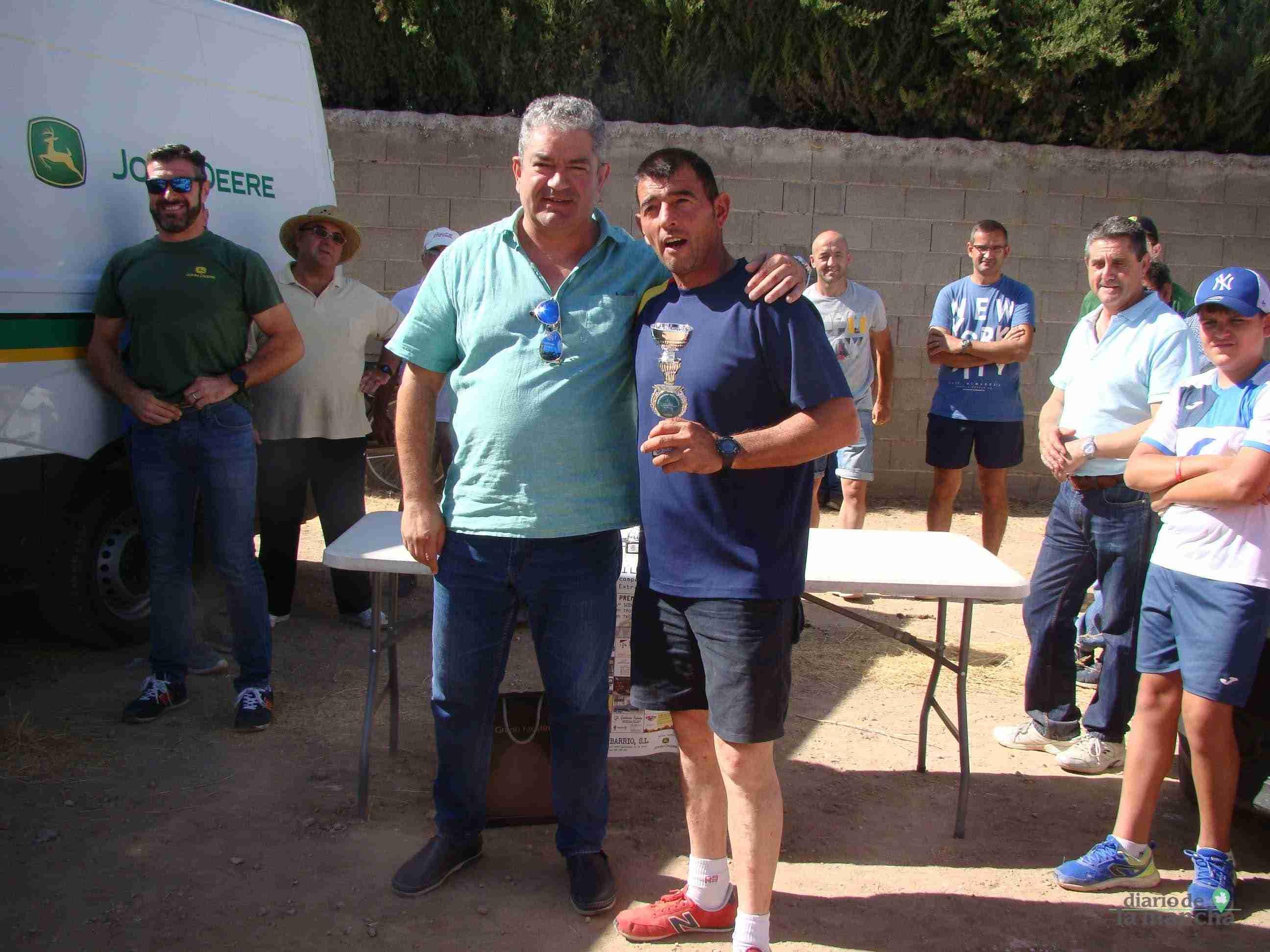 Quintanar celebra su XXVI Concurso Comarcal de Habilidad con Tractor con gran participación 11