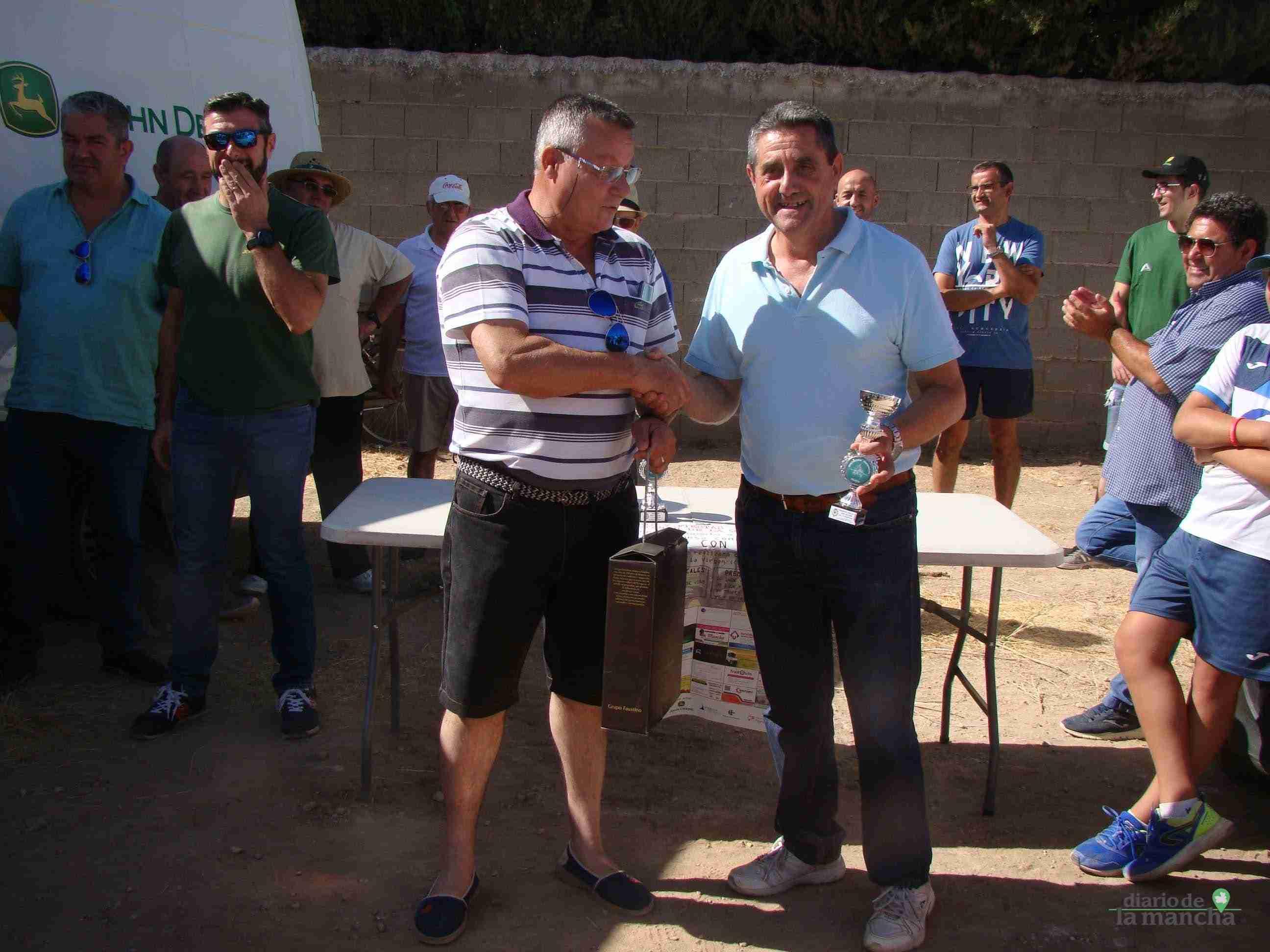 Quintanar celebra su XXVI Concurso Comarcal de Habilidad con Tractor con gran participación 12