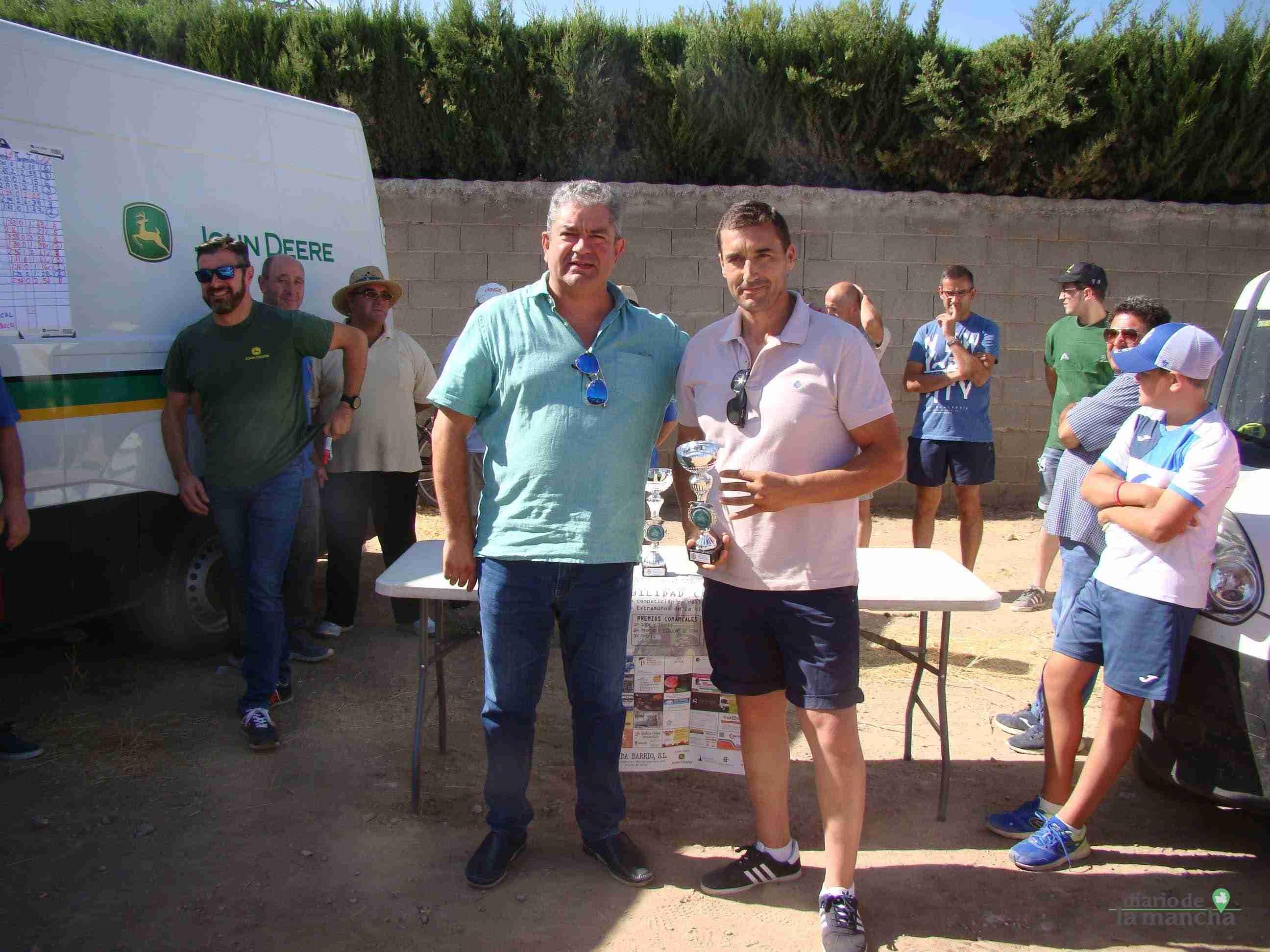 Quintanar celebra su XXVI Concurso Comarcal de Habilidad con Tractor con gran participación 13