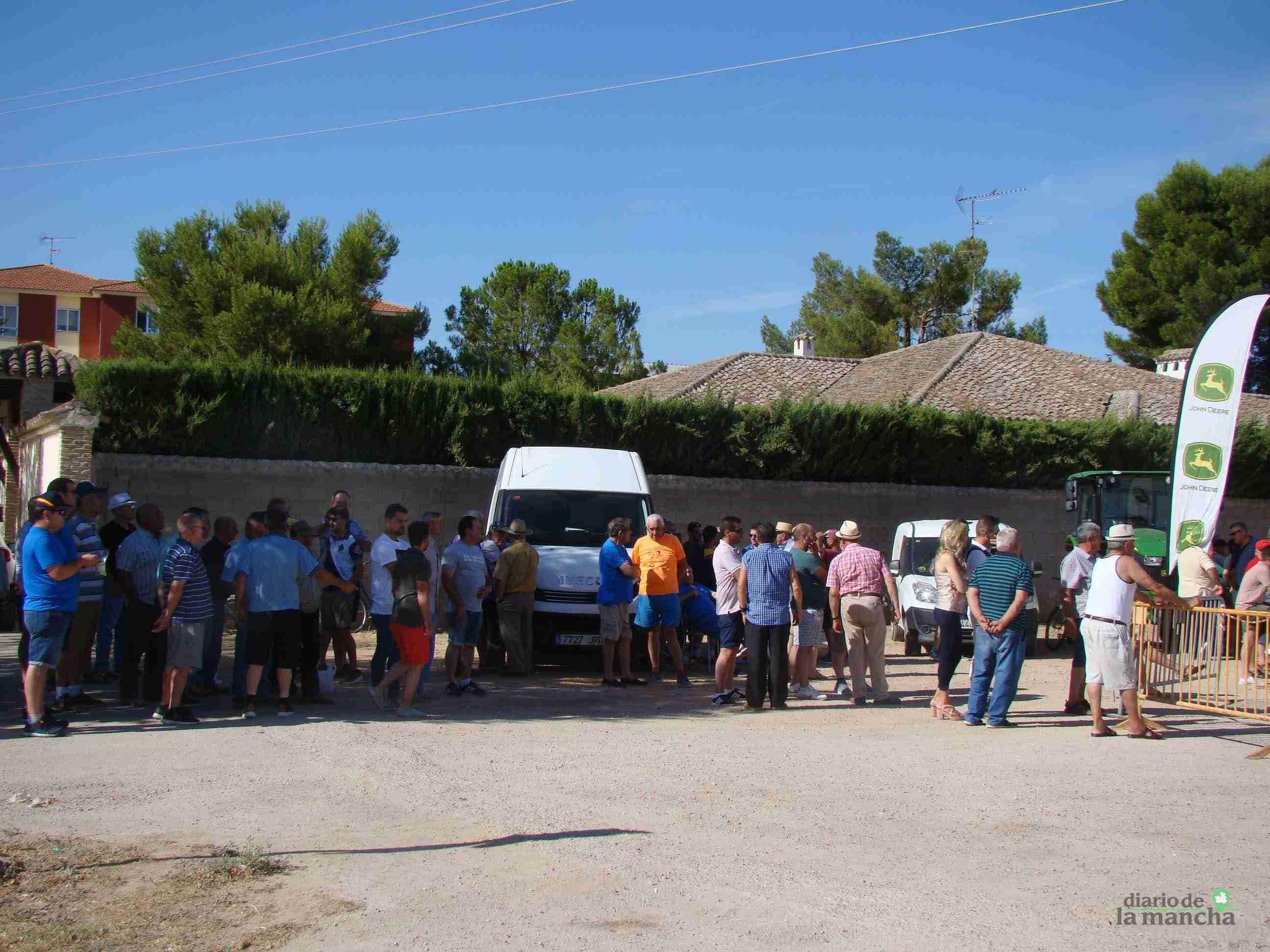 Quintanar celebra su XXVI Concurso Comarcal de Habilidad con Tractor con gran participación 3