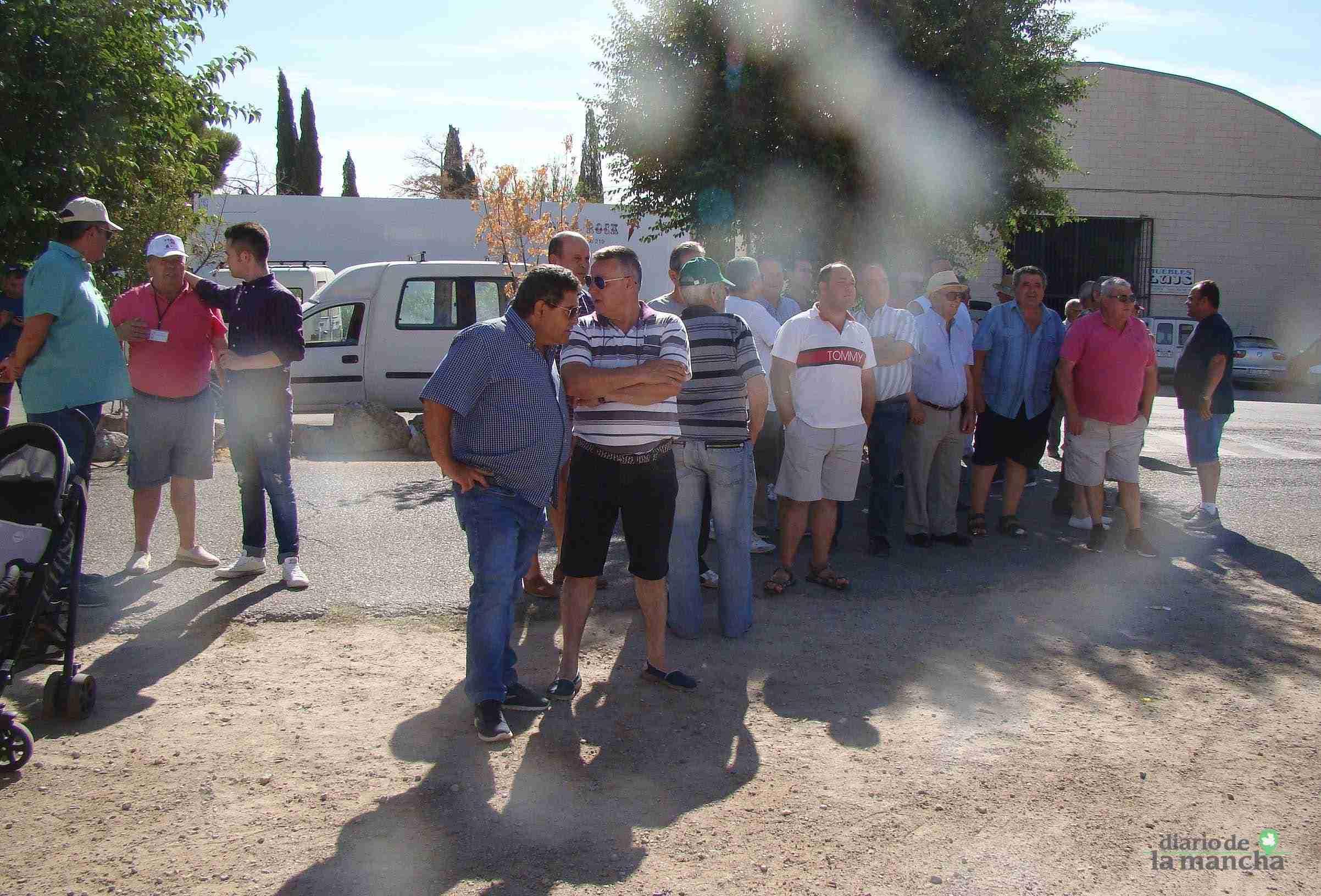 Quintanar celebra su XXVI Concurso Comarcal de Habilidad con Tractor con gran participación 4