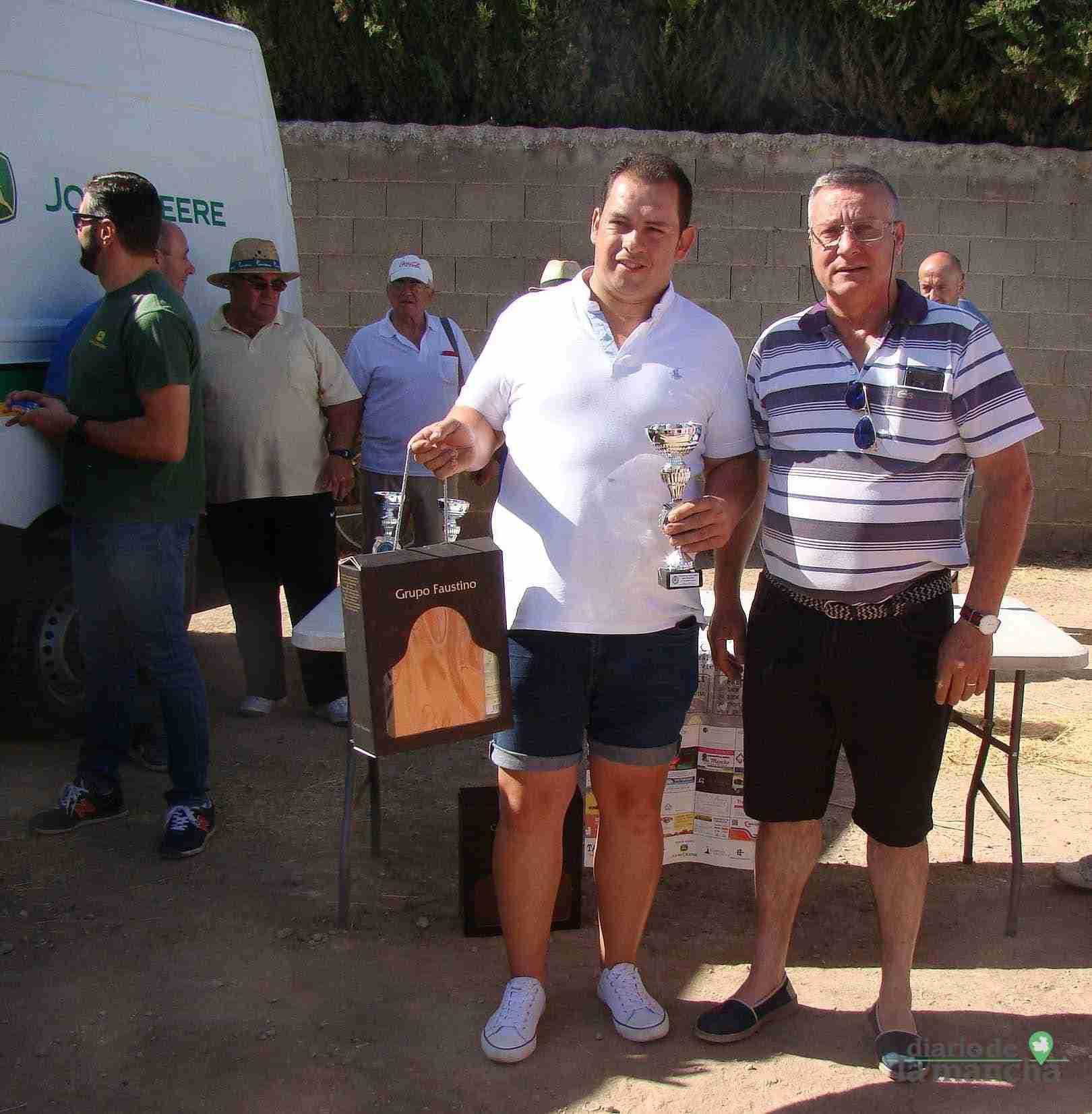 Quintanar celebra su XXVI Concurso Comarcal de Habilidad con Tractor con gran participación 8