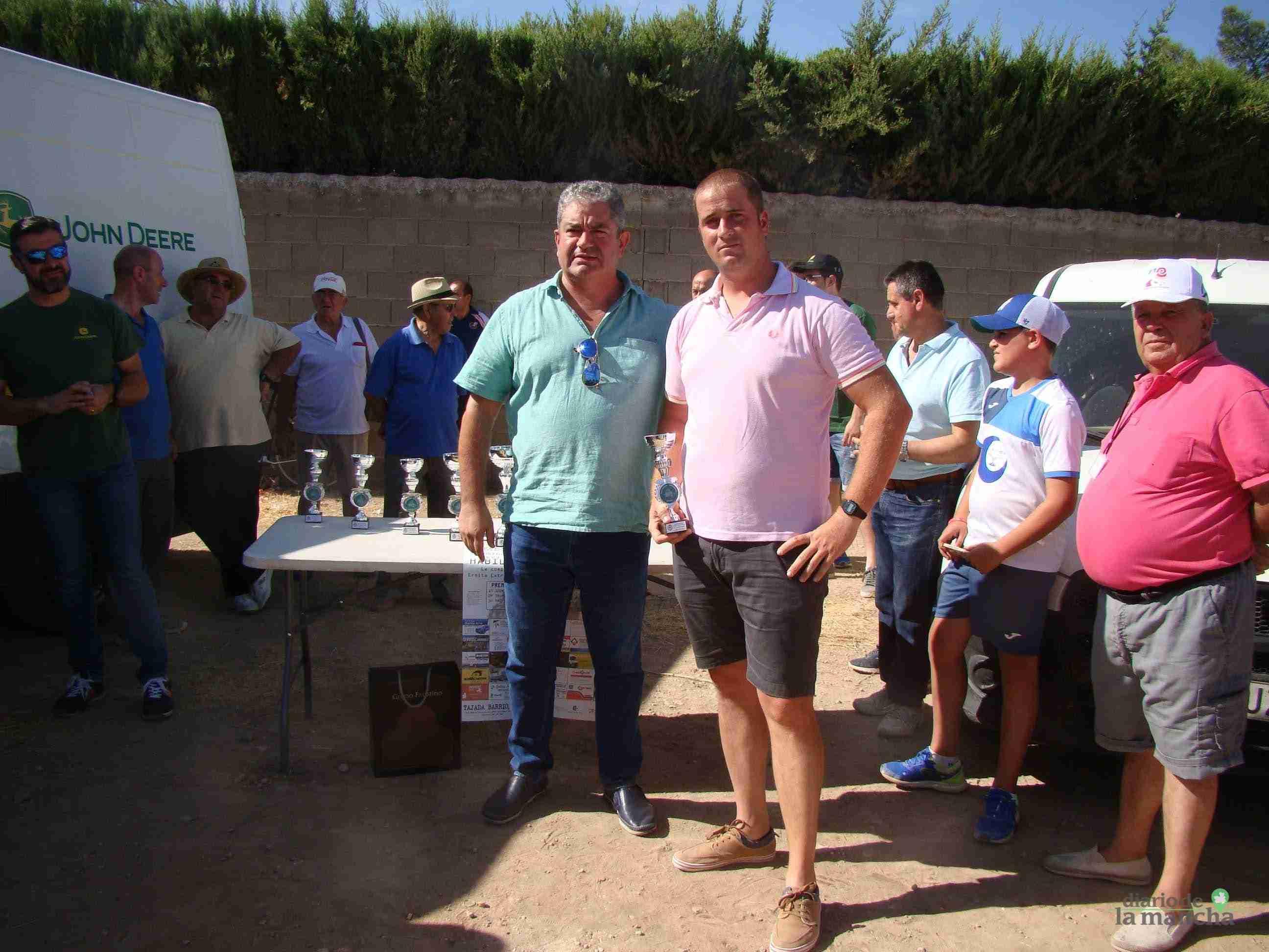Quintanar celebra su XXVI Concurso Comarcal de Habilidad con Tractor con gran participación 9