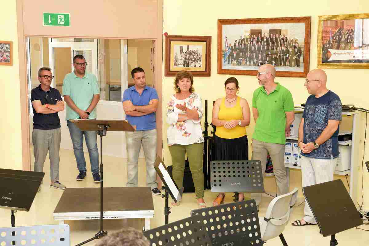 XVII Curso Internacional de Dirección de Bandas de Música de Argamasilla del Alba concluirá el 16 de agosto con un concierto 1