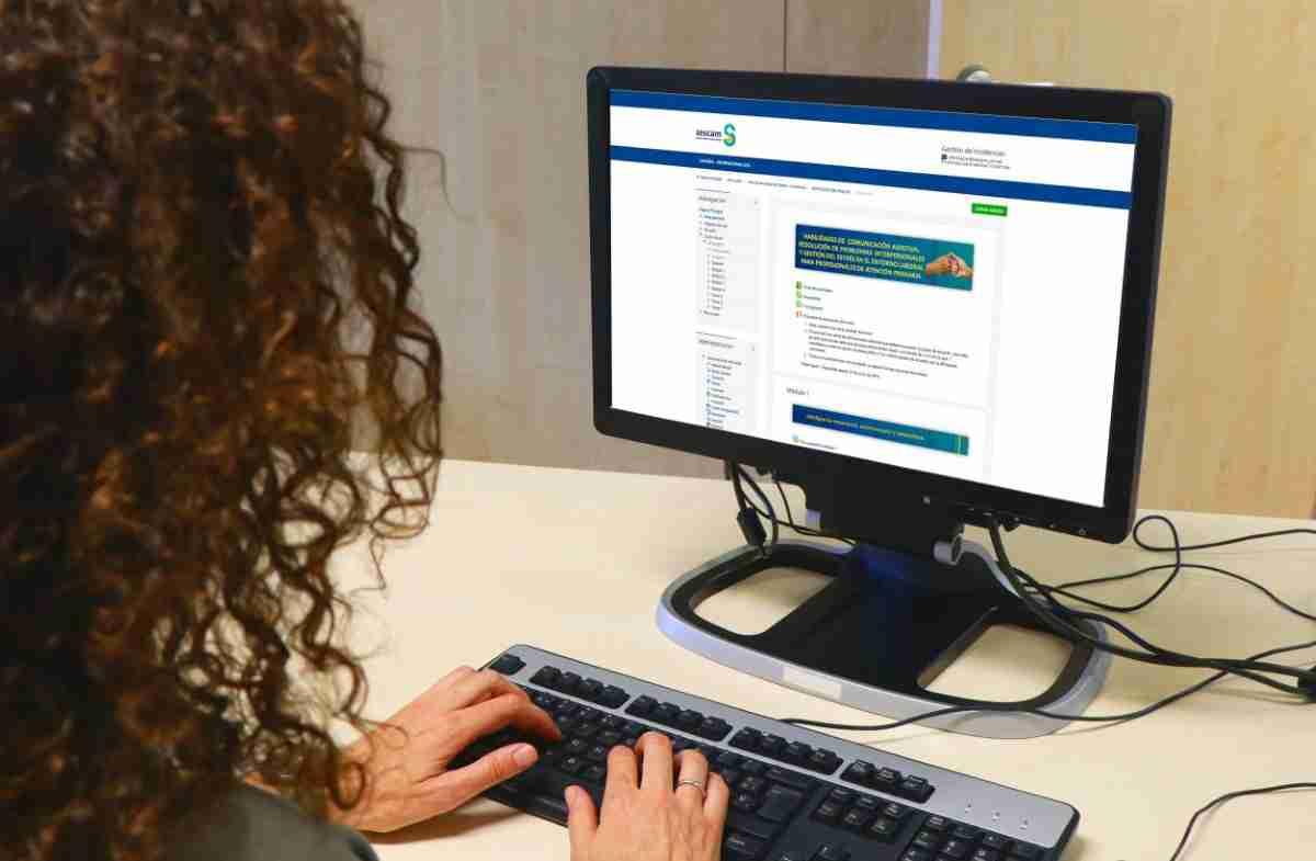 Profesionales de Atención Primaria del SESCAM participaron en la primera edición del curso online para mejorar sus habilidades de comunicación con pacientes y otros profesionales 1