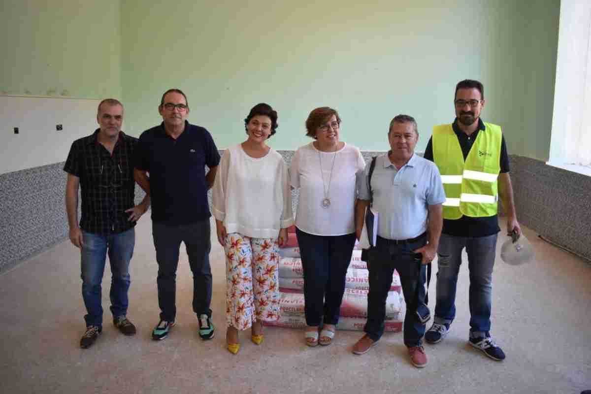 Un nuevo comedor en el CEIP 'Carlos Eraña' de Ciudad Real entrará en funcionamiento en el próximo curso escolar 2019-2020 1