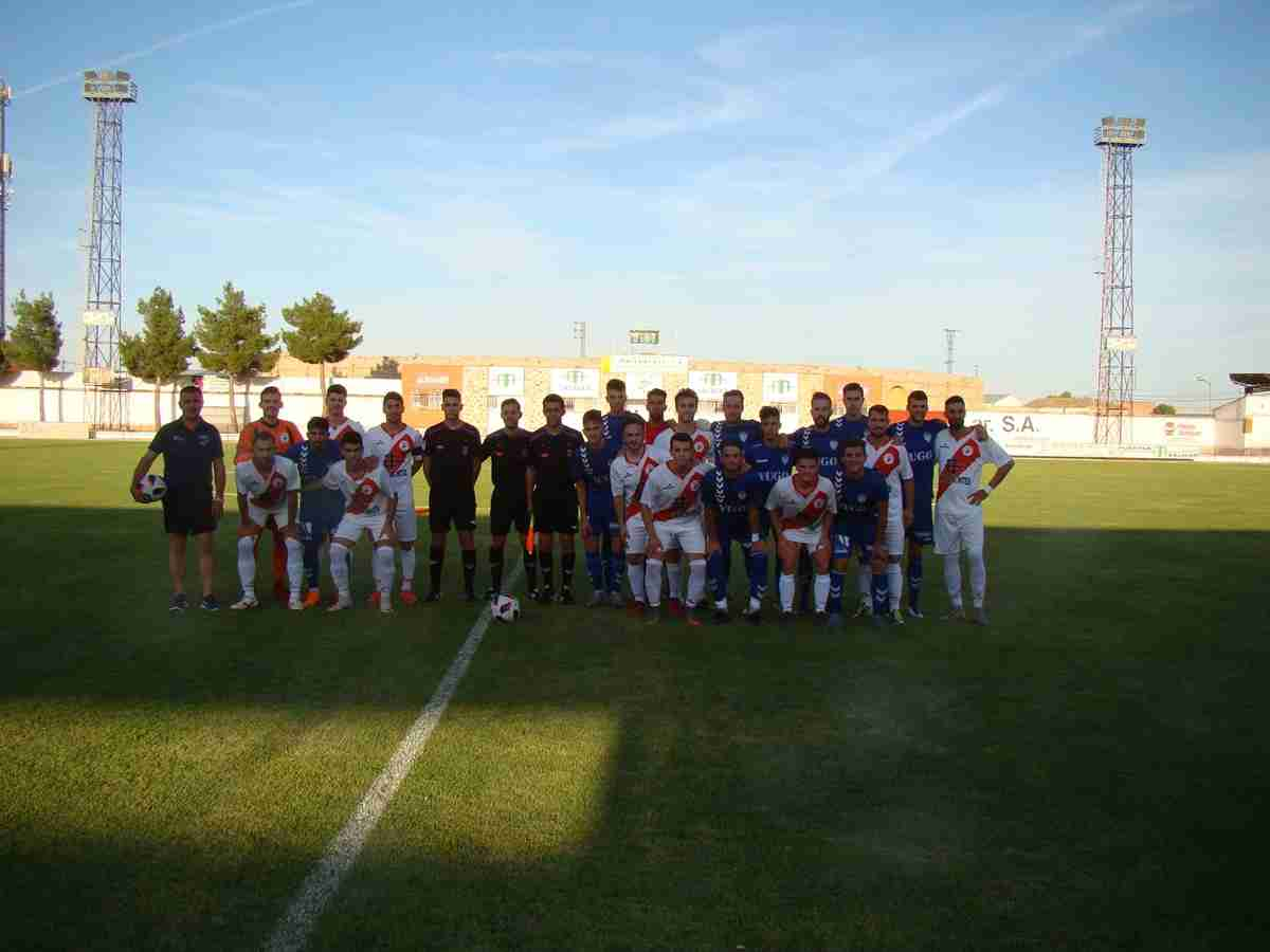 "C.D. Quintanar venció al Socuéllanos 1-0 en el Trofeo de Feria ""Agustín Garrido"" 1"