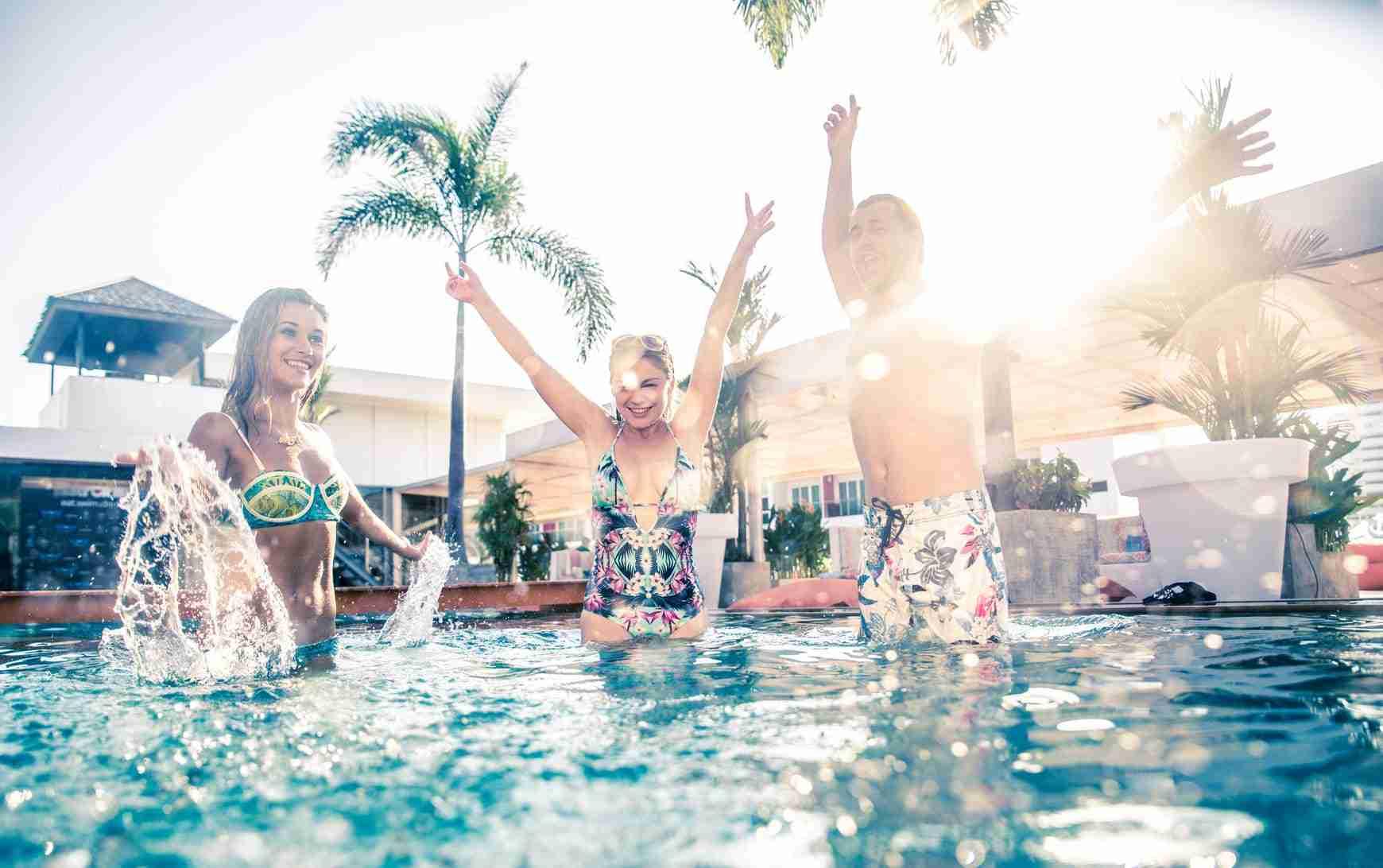 La mayoría de los españoles engordan durante el verano 36