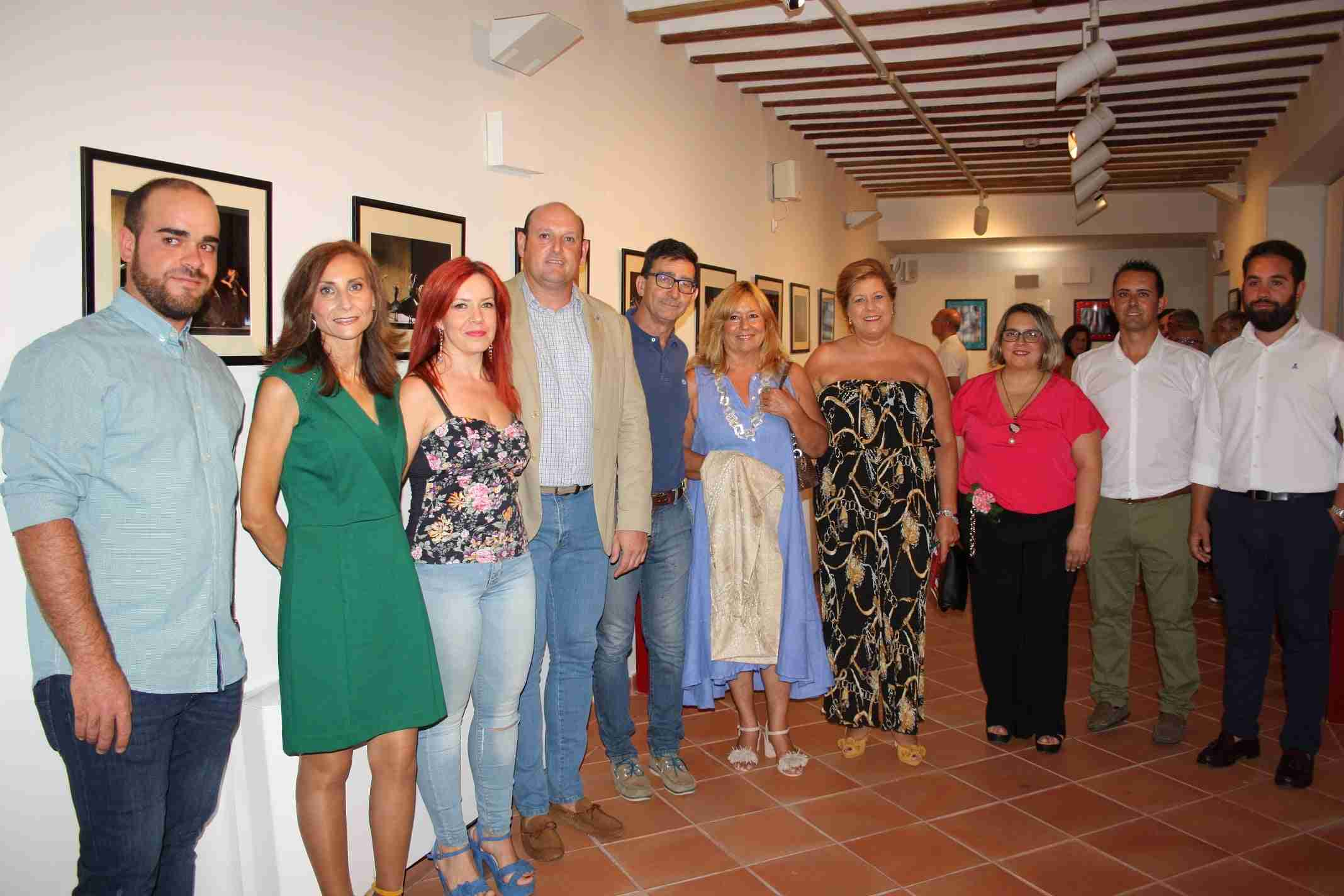 Merecido homenaje a Manuel Canseco, en el 9º Festival de Teatro y Títeres de Torralba de Calatrava 2