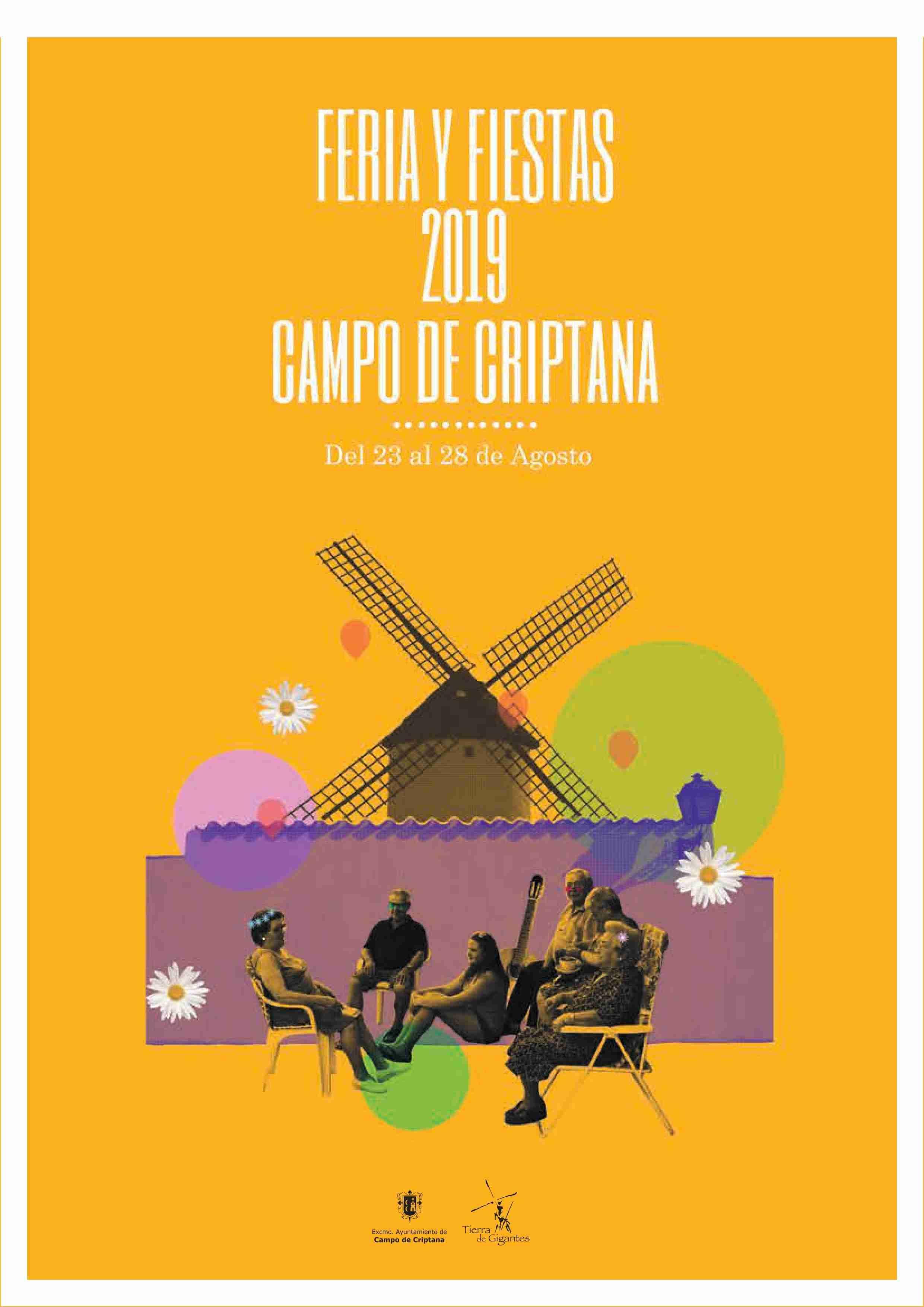 Campo de Criptana se prepara para una Feria y Fiestas repletas de novedades 103