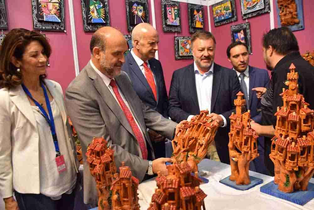 El Gobierno regional convocará en septiembre ayudas para organizar ferias comerciales 1