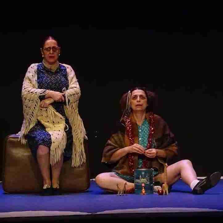 El estreno de la compañía Morboria en el Festival de Teatro y Títeres de Torralba fue ovacionado 2