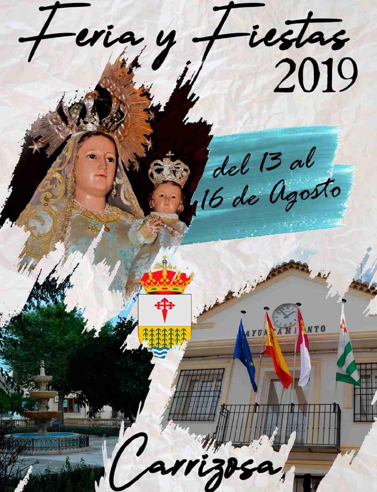 Carrizosa (Ciudad Real) invita a sus Fiestas de la Virgen del Salido del 13 al 16 de agosto 1
