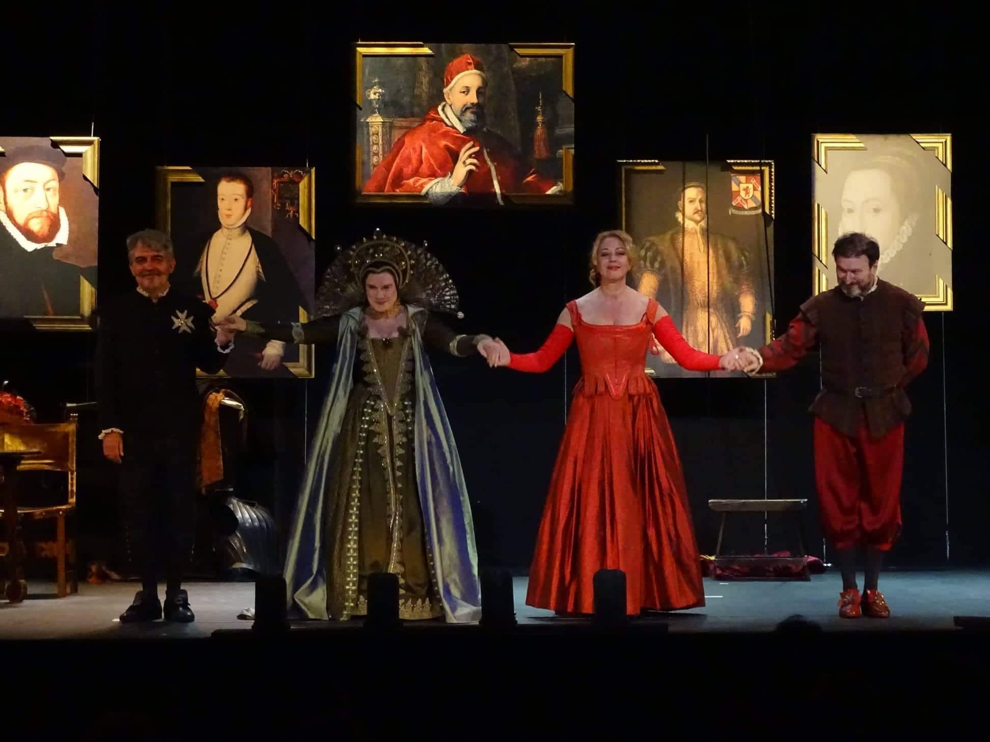 Merecido homenaje a Manuel Canseco, en el 9º Festival de Teatro y Títeres de Torralba de Calatrava 13