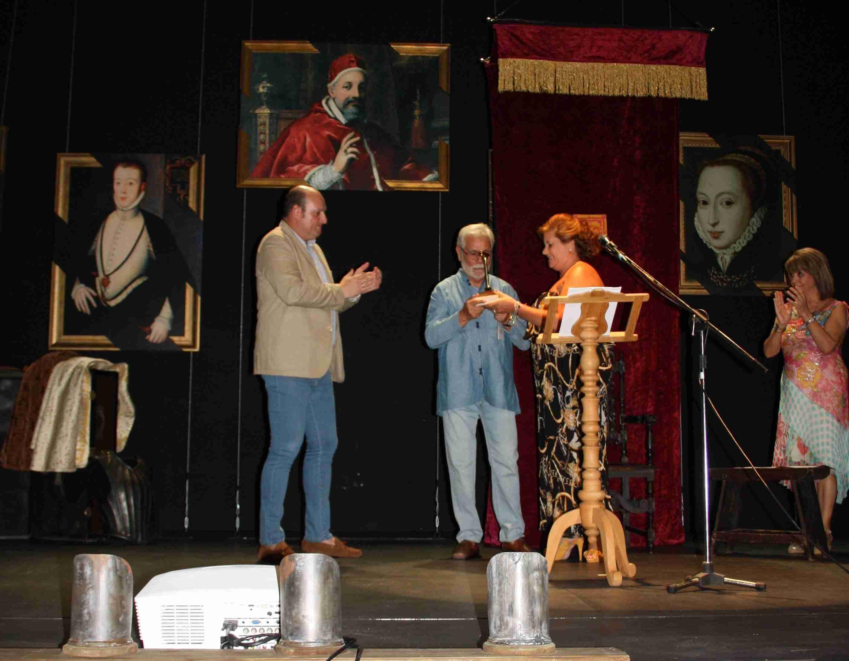 Merecido homenaje a Manuel Canseco, en el 9º Festival de Teatro y Títeres de Torralba de Calatrava 4