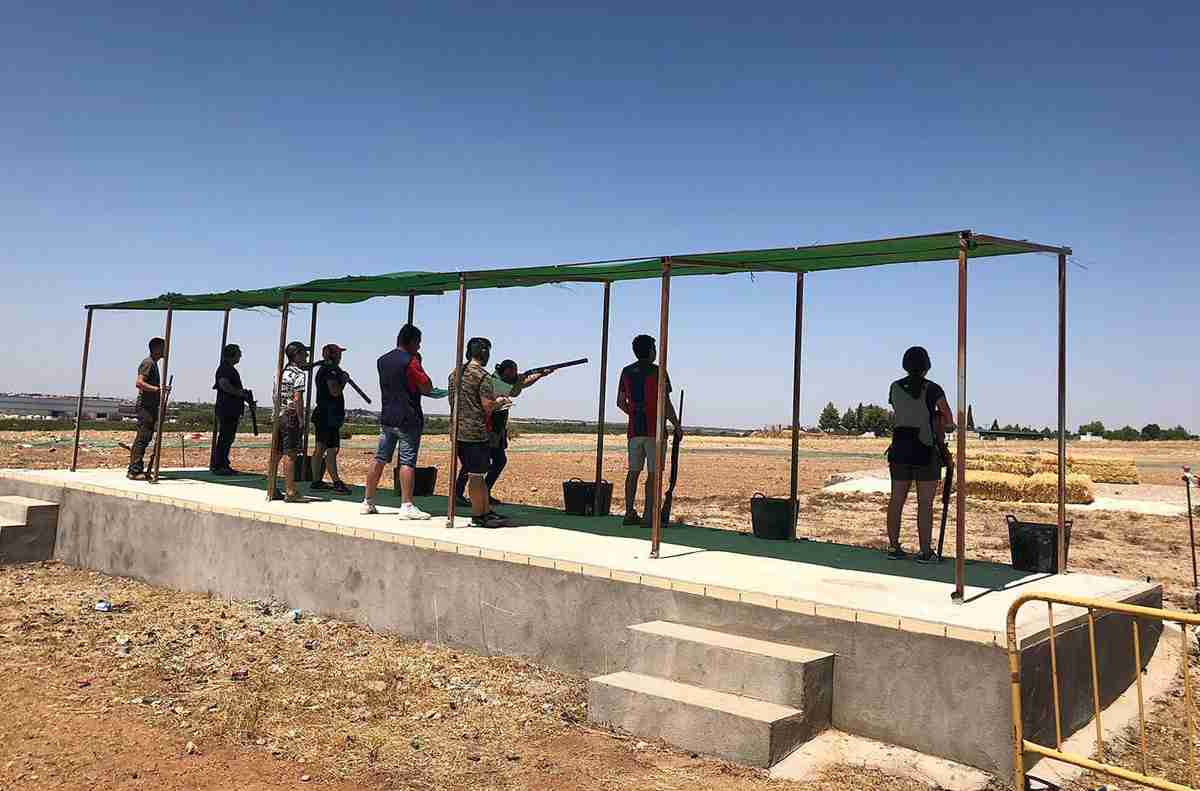 120 participantes consolidan la Tirada de Codorniz que se desarrolla en Quintanar 2