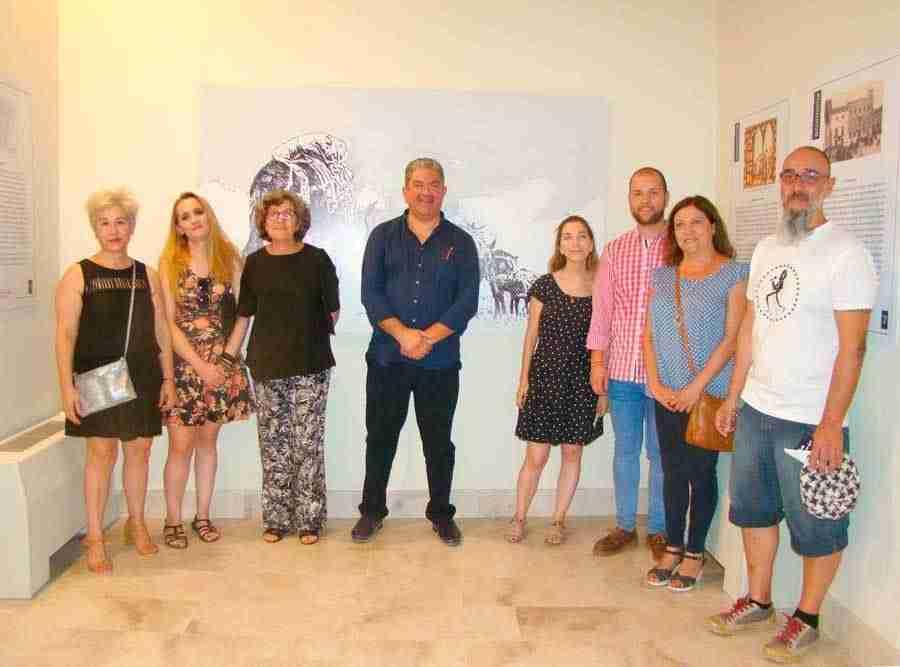 Exposición sobre el legado de Juan Martín de Nicolás en la Casa de Piedra 1